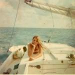 Miller - Ann on boat2