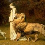 donn-_Una_and_the_Lion
